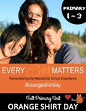 Orange Shirt Day - Reconciliation First Nations Canada - Residential Schools