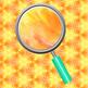 Orange and Yellow Sun Spots Watercolor Digital Paper / Backgrounds Clip Art