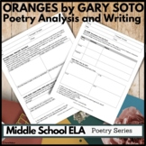 Oranges by Gary Soto Poetry Analysis and Writing