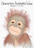 Orangutan Awareness Week