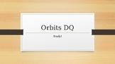 Orbit Quiz Review
