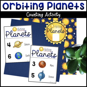 Orbiting Planets Counting Activity / Planet Sorting Activity