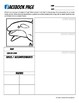 Orca Whale -- 10 Resources -- Coloring Pages, Reading & Activities