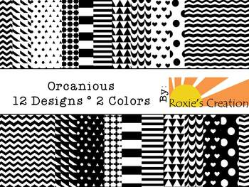 Orcanious Digital Papers