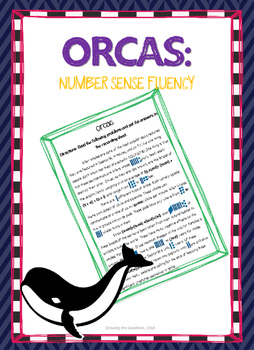 Orcas : A High Interest Reading Passage for Reading Whole Numbers