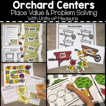 Orchard Centers: Place Value, Problem Solving & Measurement: Room Transformation