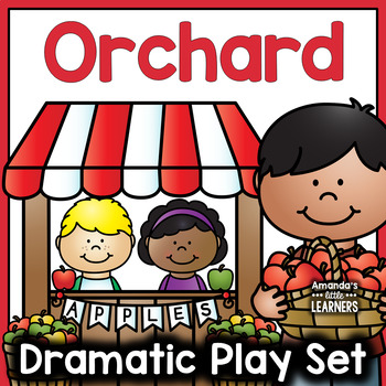 Orchard Dramatic Play Set
