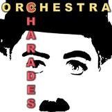 Orchestra Charades - Instrument Game - Sub Plan - Elementa