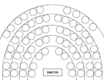 Orchestra Classroom Seating Chart