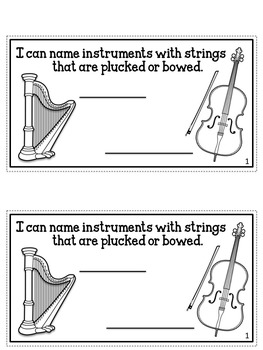 Orchestra Families Tab Book