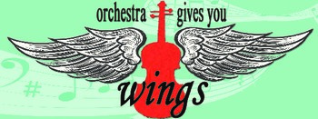 Orchestra Gives You Wings - pdf graphic
