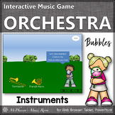 Orchestra Instruments! {Interactive Music Game} bubbles