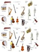 Orchestra Seating Chart Instrument Classification