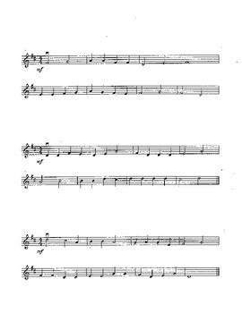 Orchestra Sight Reading Beginning Violin, Viola, and Cello