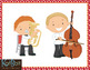 Orchestra and Band Clip Art