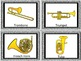 Orchestral Instrument Flashcards