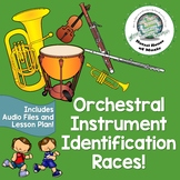 Aural Musical Instrument Identification Game
