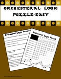 Orchestral Logic Puzzle-EASY