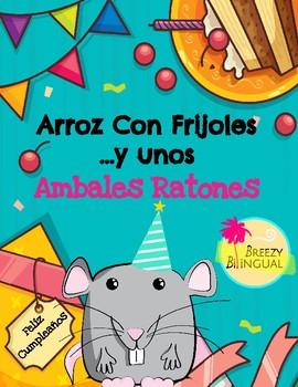 Orden de sucesos/ Arroz con frijoles y unos amables ratones