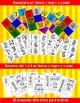 Ordena las Oraciones + Abecedario / Unscramble Sentences in Spanish + ABC Cards