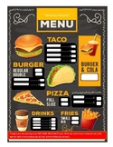 Ordening Fast Food