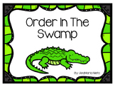 Order In The Swamp