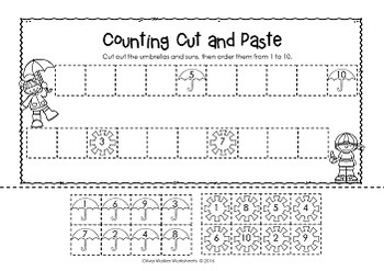 Counting to 10 ordering numbers to 10 kindergarten worksheets counting to 10 ordering numbers to 10 kindergarten worksheets printables ibookread PDF