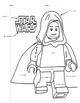 Order of Operations Lego Star Wars Color Sheet