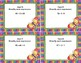 Order Of Operations-Simplify the Expressions-Task Cards for Grades 5-7