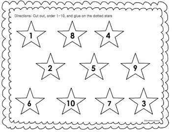Order Stars 1-10