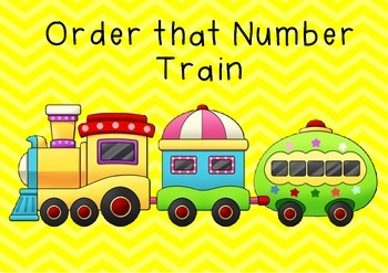 Order That Number Train