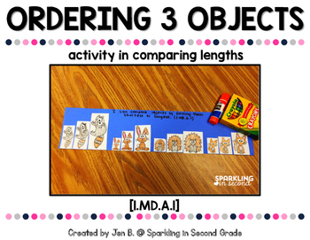 Order Three Objects by Length 1.MD.A.1