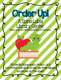 Order Up! A Library Shelf Order Game