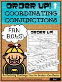 Coordinating Conjunctions - Order Up!