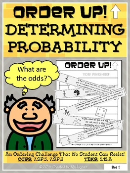 Probability - Order Up!