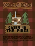 Order Up Diner Cabin in the Pines Edition