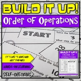 Order of Operations - Build It Up!