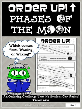 Phases of the Moon - Order Up!