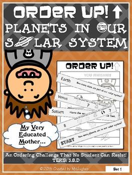Solar System - Order Up!