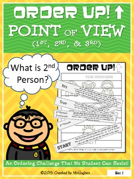 Point of View - Order Up!