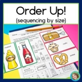Order by Length Food Theme