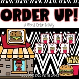 Order Up!  {word order activity}