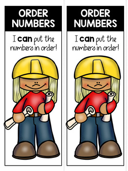 Order Whole Numbers
