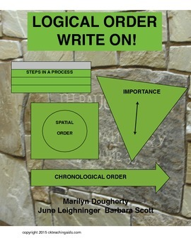 Writing Order: Chronological, Spatial, Process, and Importance