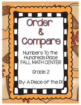 Compare Numbers Center