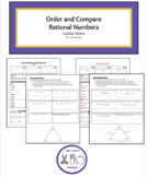 Order and Compare Rational Numbers