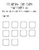 Order and Sequence the Numbers 1 to 20