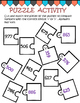 Order and compare numbers up to 1000: Puzzle, worksheets and activities