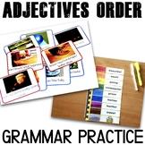 Ordering Adjectives {Bundle}