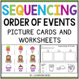 Sequencing Picture Cards - Sequencing Stories with Pictures